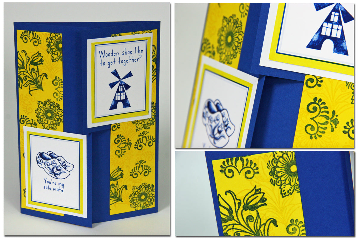 Delft Greetings to Go Guest Artist cards