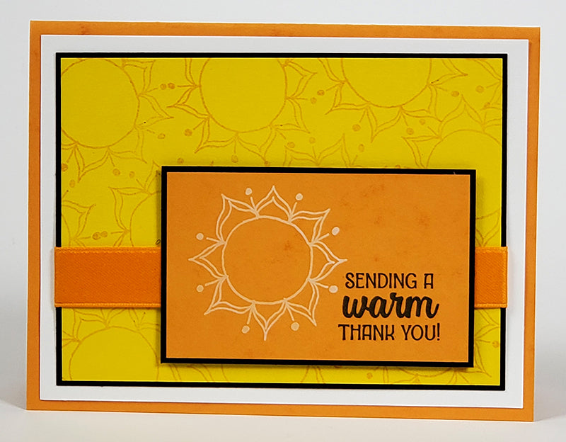 Hello Sunshine stamps by Club Scrap #clubscrap #rubberstamping #cardmaking #stamps