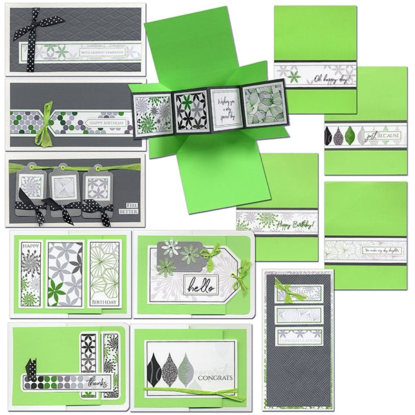 Pattern Play Greetings to Go card kit