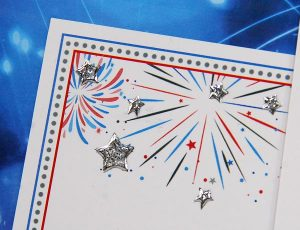 Firecracker Page Kit by Club Scrap #clubscrap #scrapbooking #dazzles