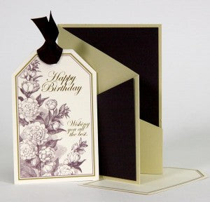 Club Scrap Vintage Botany Greetings to Go #clubscrap #cardmaking