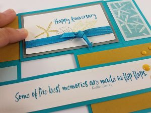 Sea Breeze Cards by Club Scrap #clubscrap #impossiblecard #cardmaking
