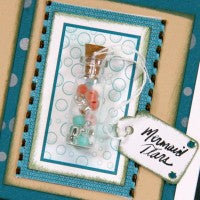 Club Scrap's Lagoon Deluxe Kit page details #clubscrap #scrapbooking