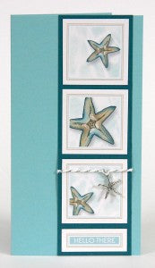 Club Scrap's Lagoon Greetings to Go card details #clubscrap #cardmaking
