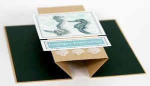 Club Scrap's Lagoon Greetings to Go details #clubscrap #cardmaking