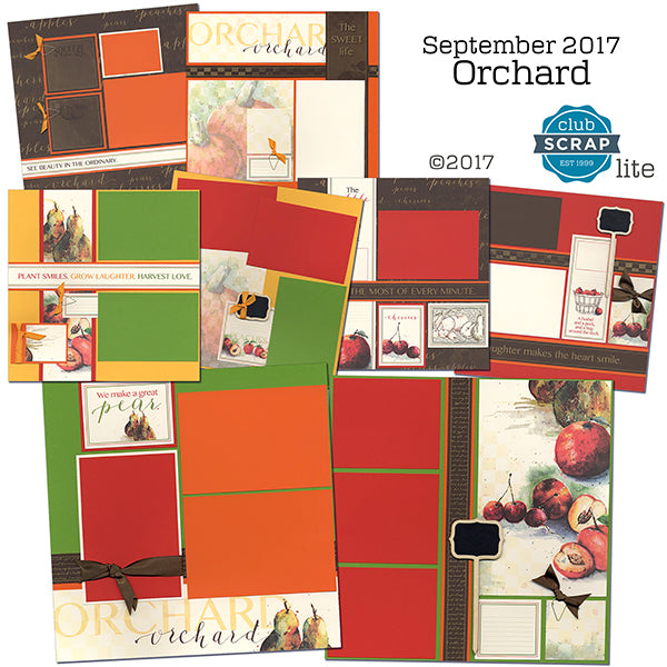 Orchard Lite page kit