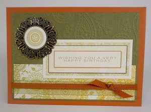 Tapestry Card Kit from Club Scrap #clubscrap #cardmaking