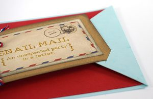 You've Got Mail Card Kit by Club Scrap #clubscrap #cardmaking #cardkit
