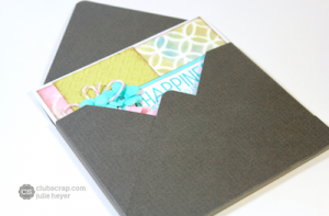 Envelope Box tutorial #clubscrap #envelopepunchboard #box #envelope