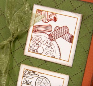 Trattoria Details - Greetings to Go #clubscrap #cardmaking