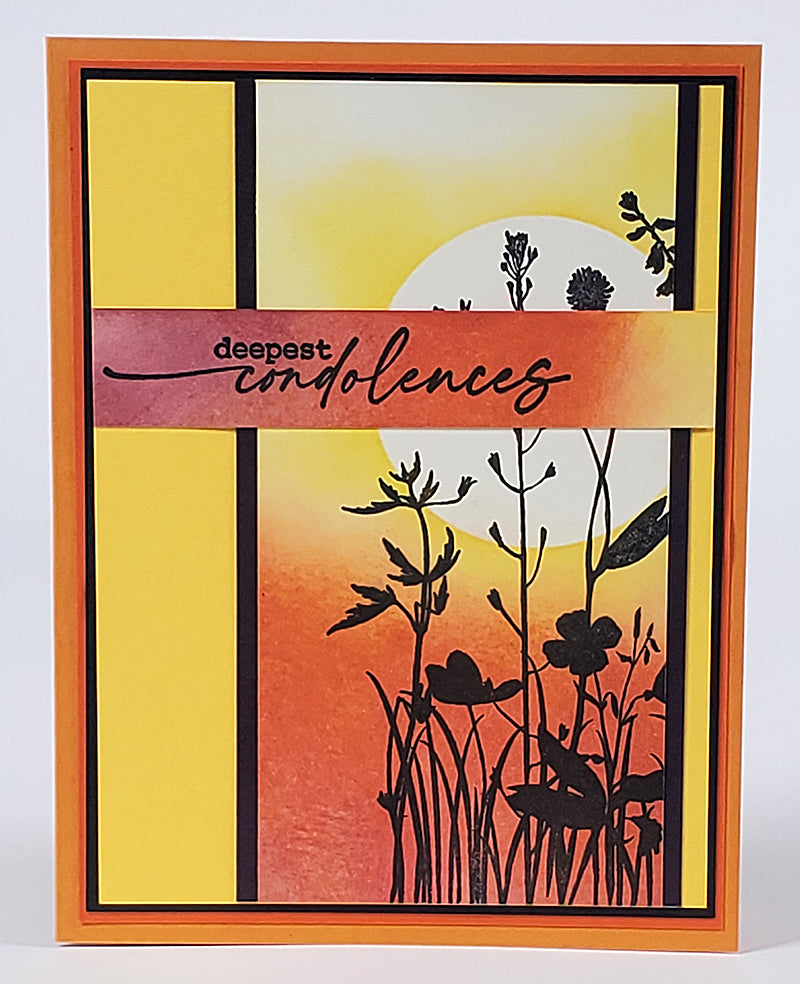 Golden Hour Stamps by Club Scrap #clubscrap #stamping