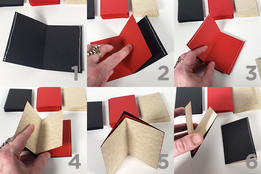 Coffeehouse Pack of Panels Star Book Tutorial