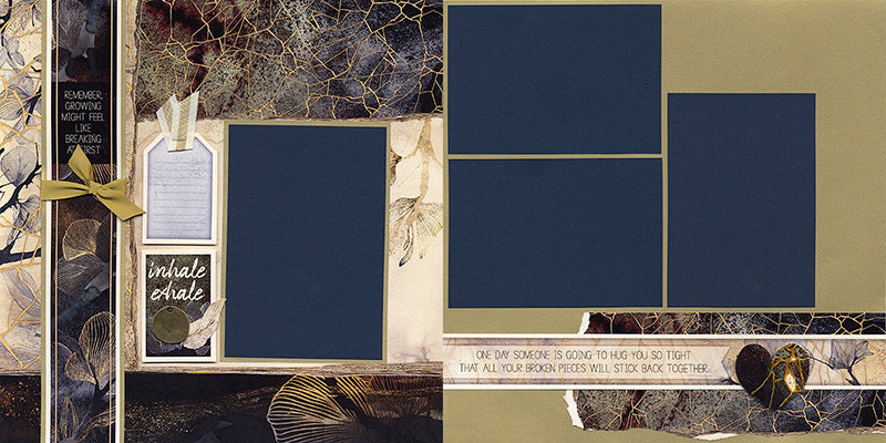 Kinstugi Pages by Club Scrap #clubscrap #pagekit