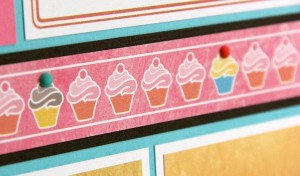 Retreat Collection - Sweet Tooth #clubscrap #scrapbooking