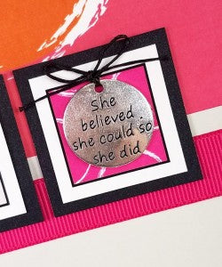 You Go, Girl Page Kit #clubscrap #scrapbooking #internationalwomensday