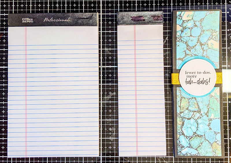 Turquoise To-do List Tutorial