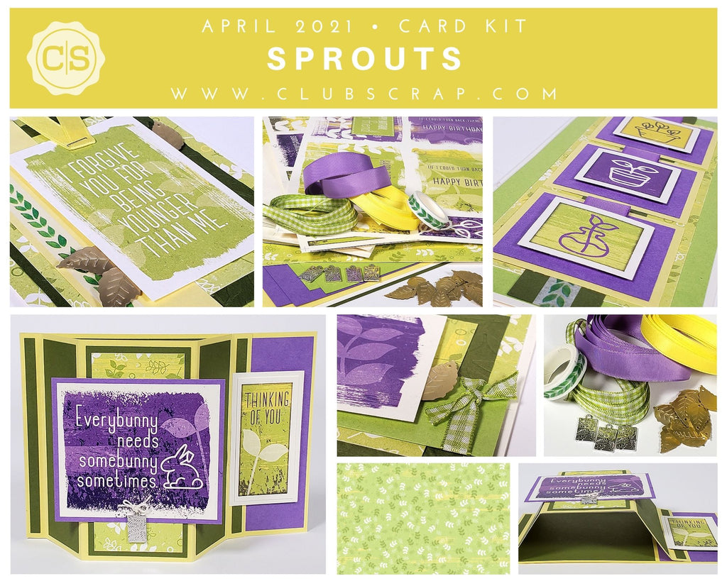 Sprouts Spoiler - Card Kit