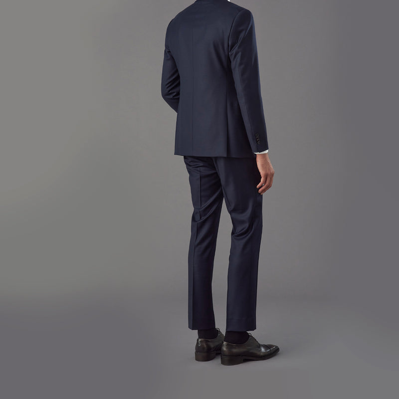 F/W Premium Slim Suit Navy