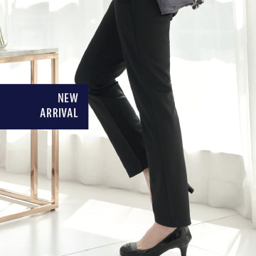 S/S Women's Dog Zipper Jasu Pants(S/S 강아지 지퍼 자수 바지)