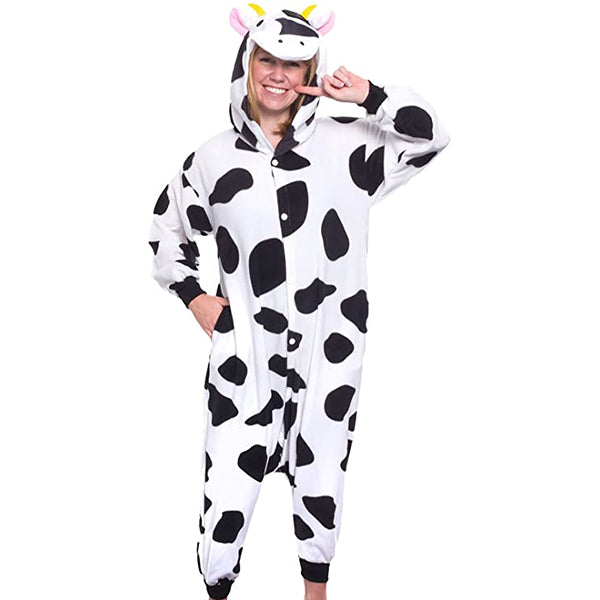 One Piece Cow Animal Cosplay Costume