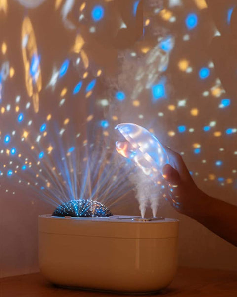 Starry Night Light Projector with Humidifier
