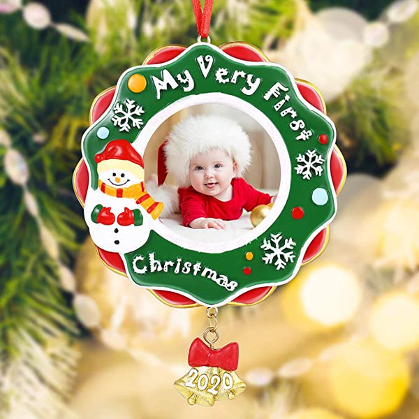 Baby's First Christmas Ornament Gifts