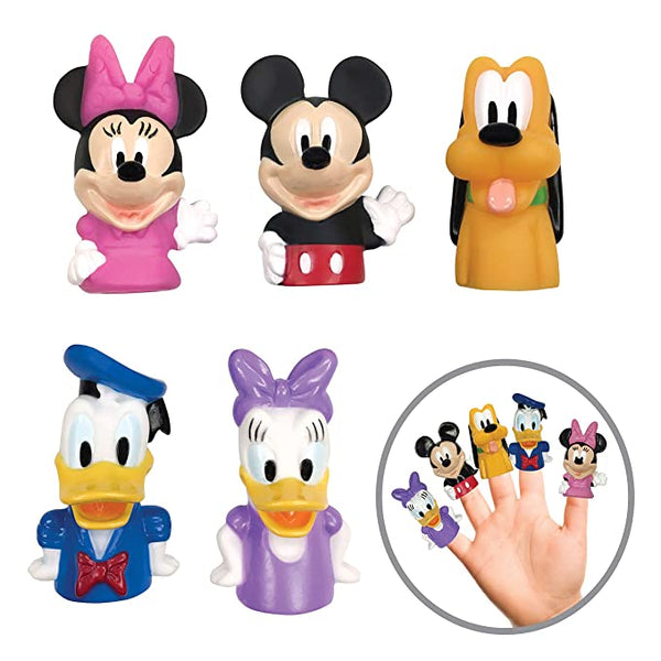 Disney Mickey Mouse & Friends Finger Puppets