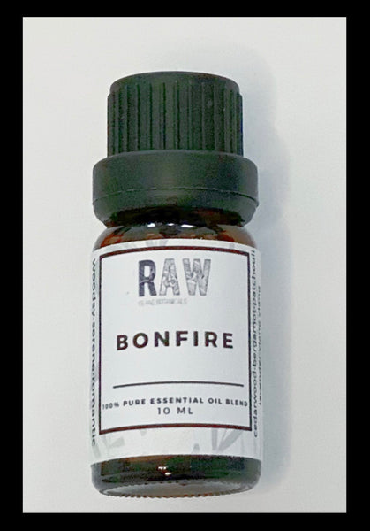 Bonfire Essential Oil blend
