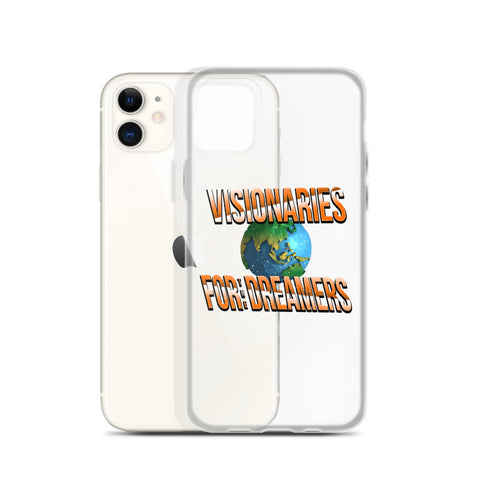 "The ""FOR THE DREAMERS"" iPhone Case"