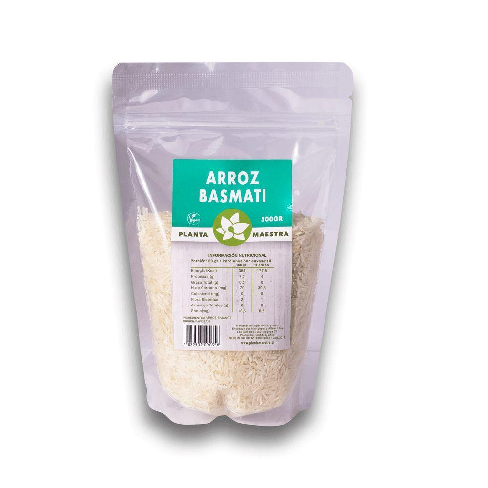 Arroz Basmati Despensa PlantaMaestra