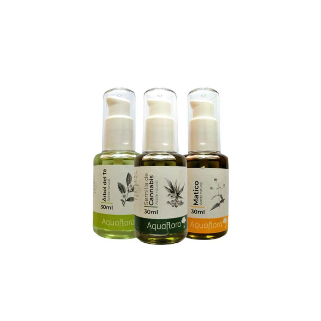 Pack Salud Aceites Naturales - Planta Maestra