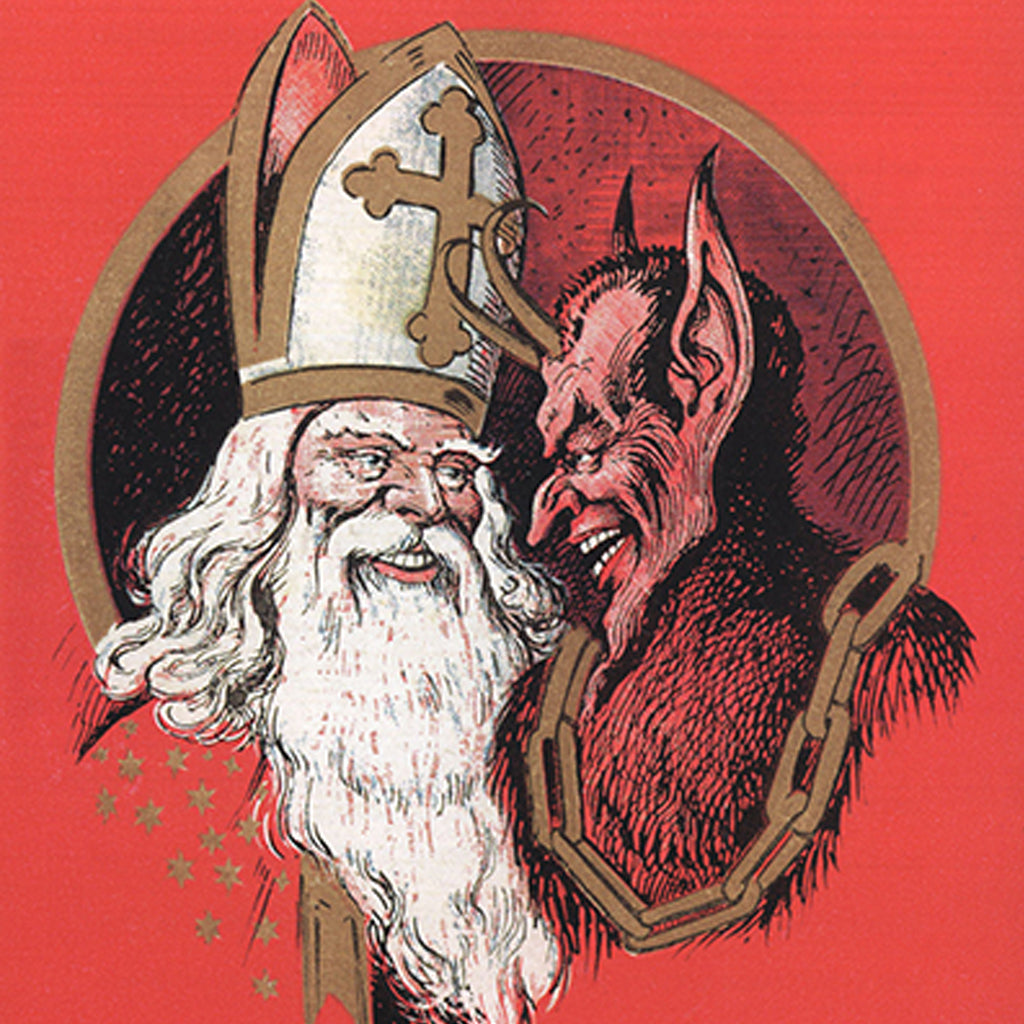 "Are You Ready For Krampus Night?! Check Out This ""Kreepy"" Tradition!"