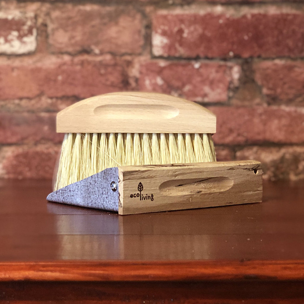 Ideal for sweeping crumbs from your surfaces, this gorgeous little dustpan and brush set even has a magnet to conveniently snap into place for easy storage! So cute and a friend to the environment, this handy set is perfect for keeping your home clean and tidy, or could make the perfect housewarming gift!