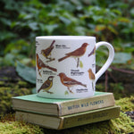 Load image into Gallery viewer, One of our absolute favourites - spot all the birds you can on this superb quality mug which perfectly captures your favourite classic garden birds all together and beautifully illustrated.
