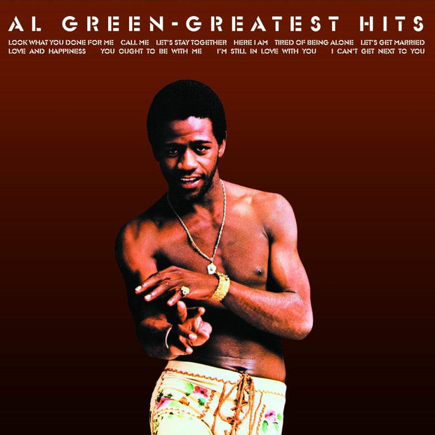 Al Green-Greatest Hits