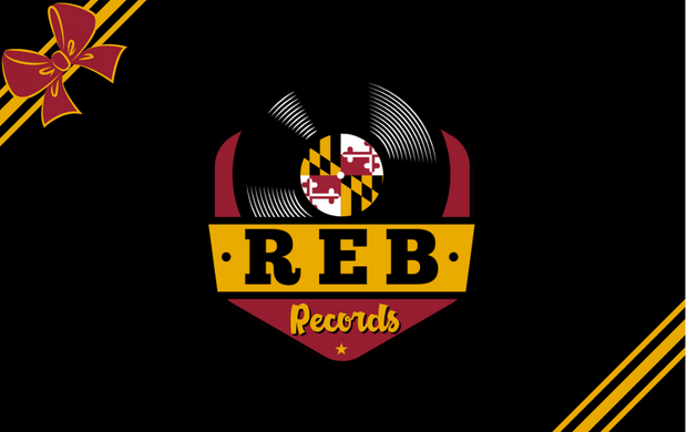 REB Records Gift Card