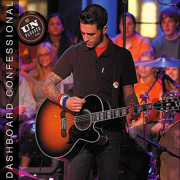 Dashboard Confessional-MTV Unplugged (Red-Peach)