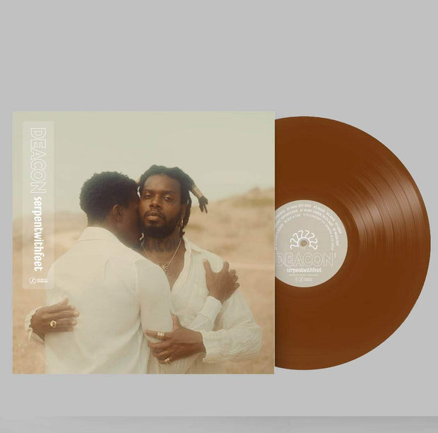 DEACON (IEX) (Opaque Brown Vinyl)