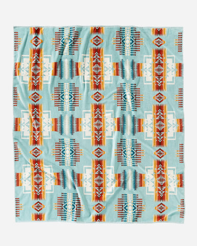 CHIEF JOSEPH TOWEL FOR TWO WITH CARRIER