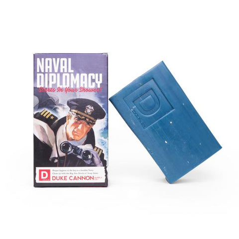 Naval Supremacy/Blue Bar Soap