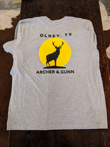 Archer & Gunn  - Olney, TX Sunset Long Sleeve Shirt