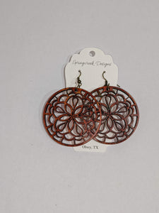 Springcreek Design Earrings by Laci Tate - Flower 3