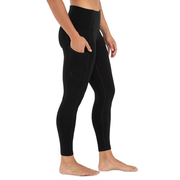 Women's Bamboo Daily Tight - Black