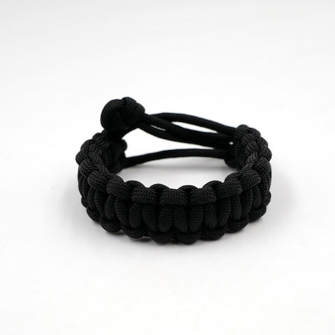 Adjustable Survival Emergency 550 Paracord Bracelet