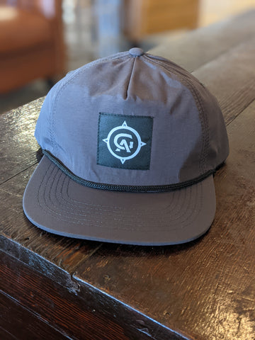 Archer & Gunn Grey Rope Hat