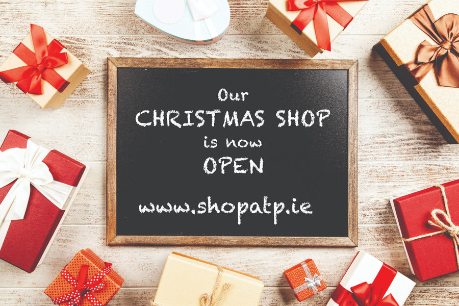 Christmas range now available on shopatp.ie