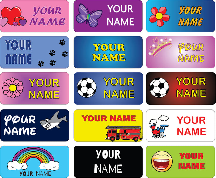 New Name Tag Designs coming soon