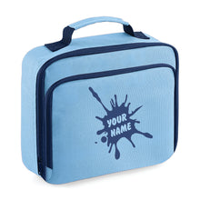 Load image into Gallery viewer, Personalised Lunch Bag - Blue