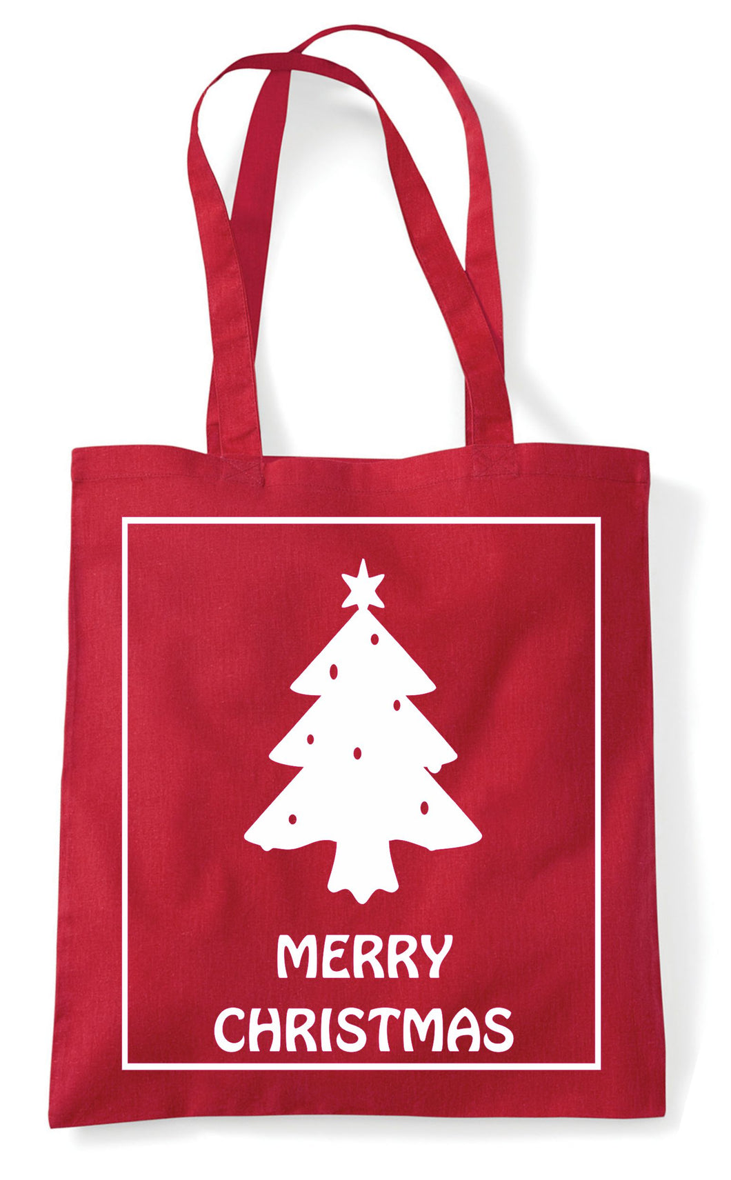 Christmas Tote Bag (Merry Christmas)