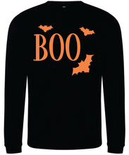 Load image into Gallery viewer, Men's Boo Halloween Sweater